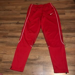 NIKE Drifit slim fit Basketball Soccer Ankle Zip